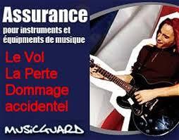 Musicguard - assurance pour