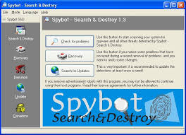 spybot-window Spybot Search & Destroy 1.5.2