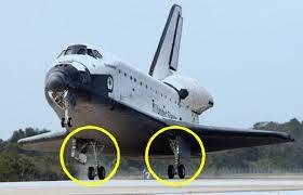 Image of Shuttle landing