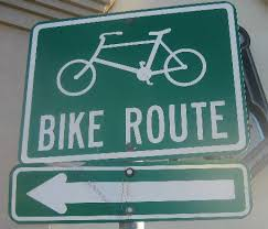 summer school bike tours route