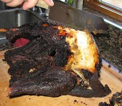 Cutting Cajun Fried Turkey