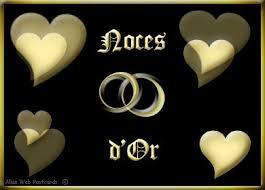 50 ans de mariage. noces_or2