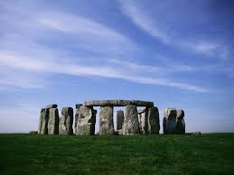 Stonehenge - Googlebild