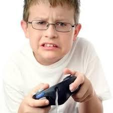 遊戲癡的十大壞習慣以及解決辦法