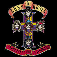 Appetite for Destruction presale password for concert tickets.