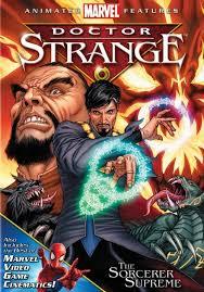 Tuhaf Doktor Strange