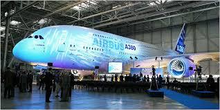 Airbus A380 - jak se staví největší dopravní letoun