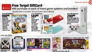 Target Black Friday 2008 ad