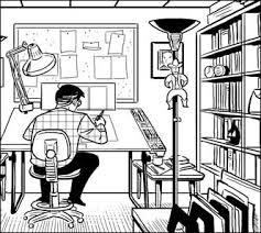 Disegnare Comics