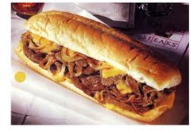 Mmmmmm...cheesesteak!