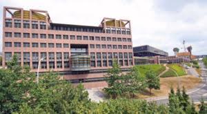 Tribunal de Justícia de la UE (sede central en Luxemburgo)