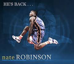 Nate Robinson will remain