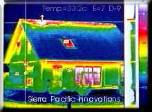 building infrared inspections