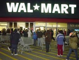 black friday walmart 2009