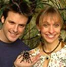 Michaela Strachan and Nick - strachannickbakerreallywildshow130