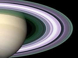 הטבעות המרהיבות של שבתאי
