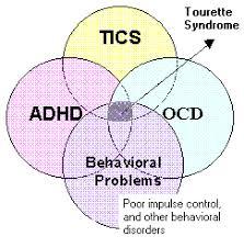 Tourette's Syndrome.