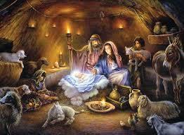 Un Noël surnaturel dans cours No_Room_In_the_Inn