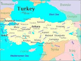 Mapita de Turquía
