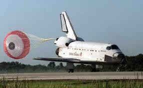shuttle orbiter landing