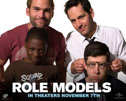 ROLE MODELS (2008) *** movie review by COOP