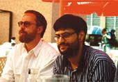 Uskoreit und Rolf Backofen - alumni3