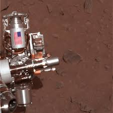 NASA flag picture