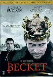 Cartel de la película, Becket, 1964