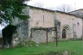 Iglesia de Abamia