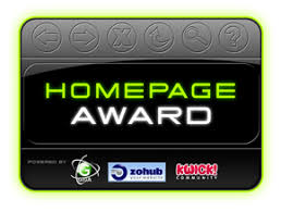 Homepage Award 2008