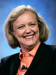 Former eBay CEO Meg Whitman