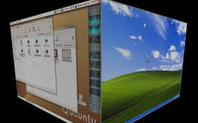 Linux di Windows
