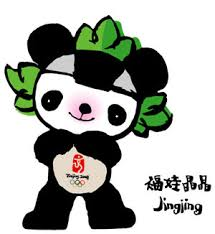 Mascotas Olimpíadas de Beijing
