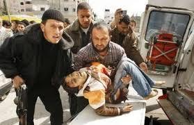 Beit Ummar, le forze di occupazione israeliane uccidono un ragazzo di 14 anni.