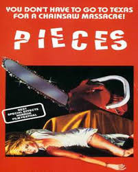 PIECES (1982) ***1/2 grindhouse classic review by COOP