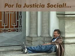 Una política social más justa