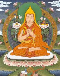 Je Tsongkhapa, three principal aspects of the path, lamrim