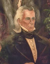 James K. Polk, 11th Presedent of the United States
