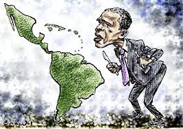 caricaturas de obama
