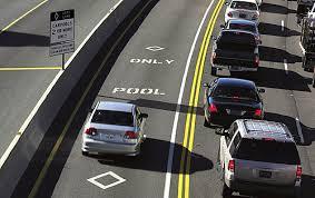 Car pool lane