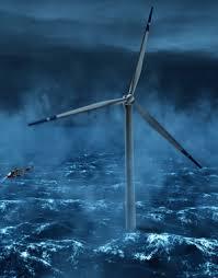 Windenergie Noordzee.