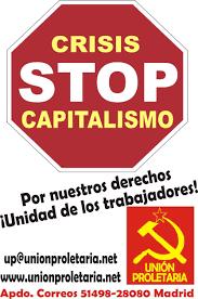 Cartel contra el capitalismo