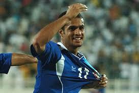 تقديم مباراة الكويت العراق