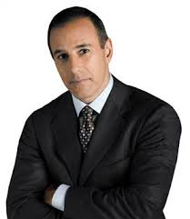 which Matt Lauer of