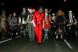 2008 NYC Halloween Parade