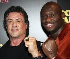 Las Vegas Premiere Of \x26quot;Rocky Balboa\x26quot;. In This Photo: Sylvester Stallone, ... - Las+Vegas+Premiere+Rocky+Balboa+45oMABj-Nobl
