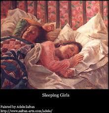 Sleep Is Just A Bad Habit - Sleeping Girls 1