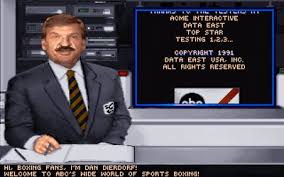 Dan Dierdorf is this years