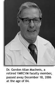 Dr. Gordon Allan MacInnis - gordon