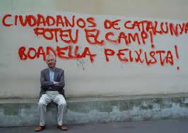 La 'violencia política' contra los no nacionalistas se ejerce en Cataluña con impunidad